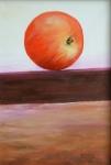 07 manzana en blanco