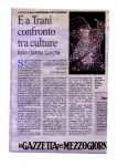 La prensa italiana se hizo eco de la exposición