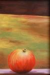 Manzana en verde