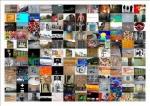 Collage de las obras