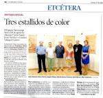 17 Cronica de la entrevista.