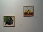 Uvas y limones, las obras presentadas por Francisco.
